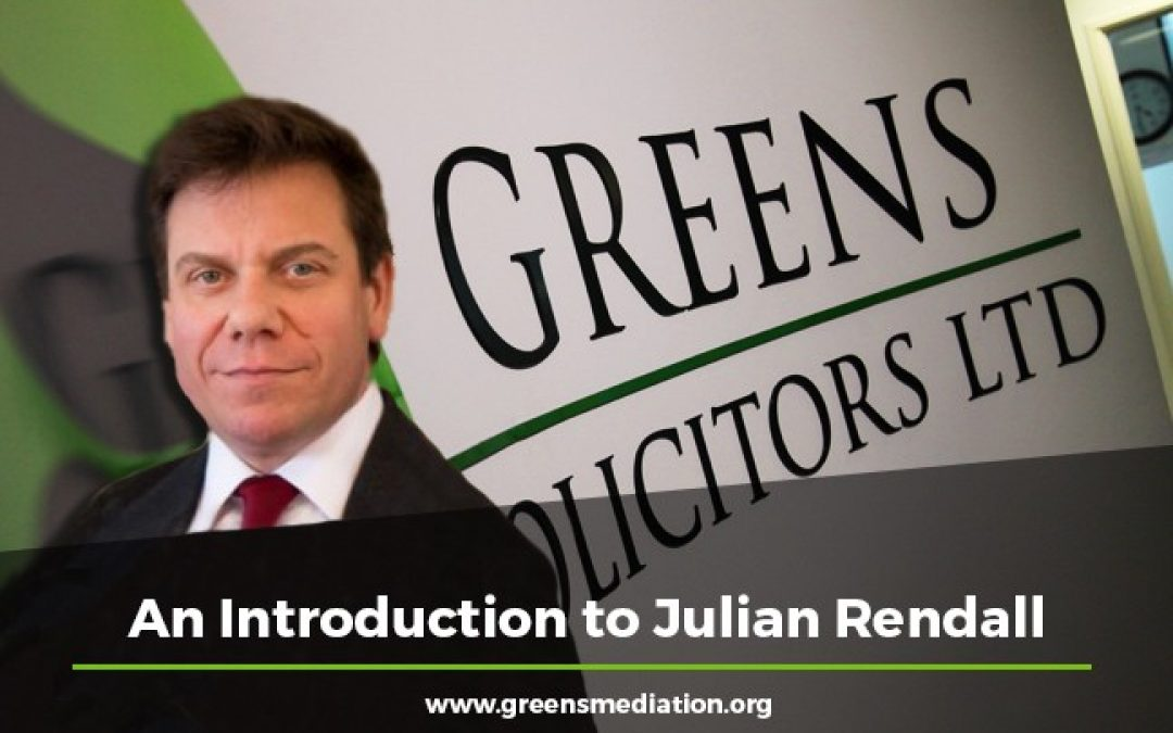 An Introduction to Julian Rendall