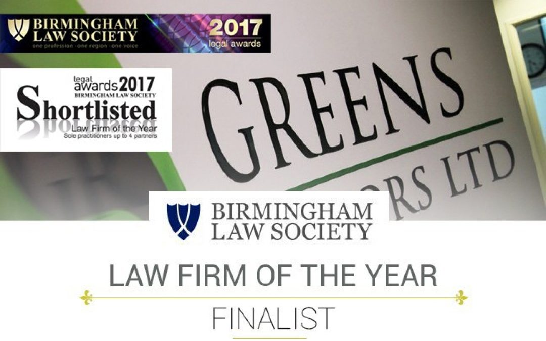 Law Firm of the Year – Finalists