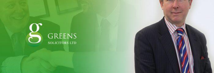 Stephen Parker Set To Leave Greens Solicitors