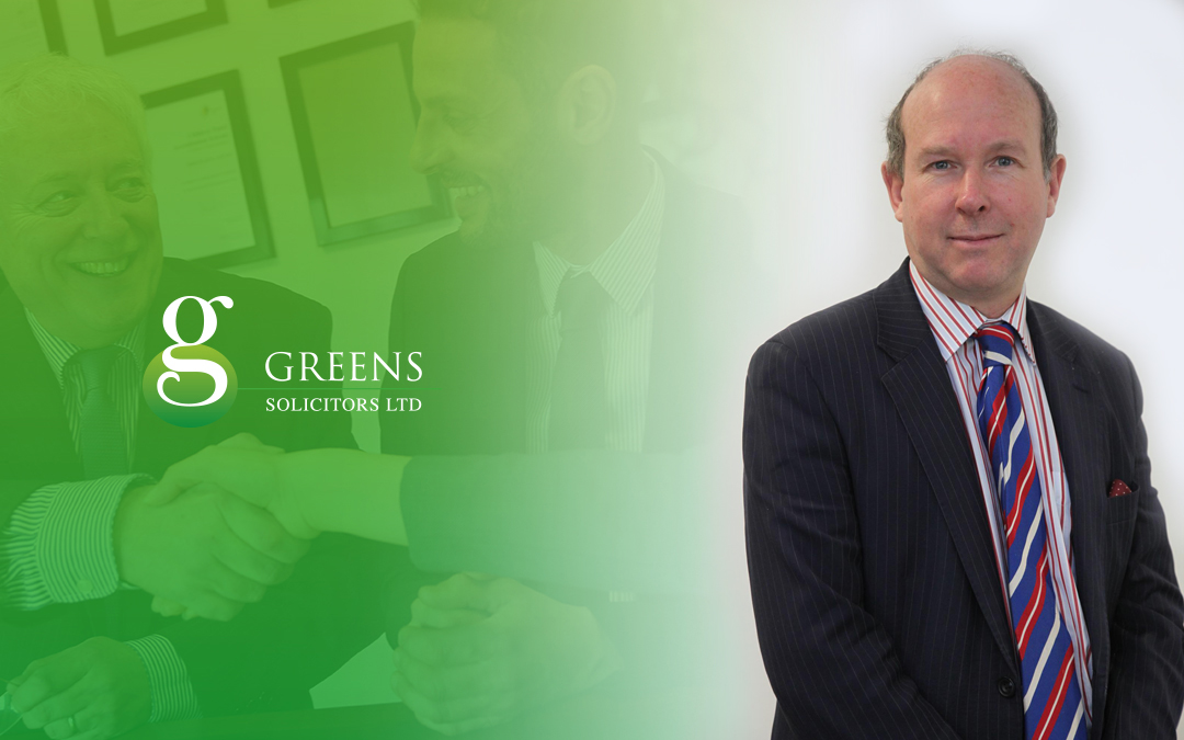 Stephen Parker Set To Leave Greens Solicitors