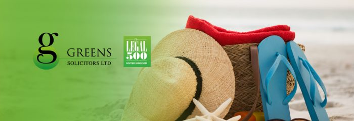 Sun, Sea, Sand and Parental Responsibility