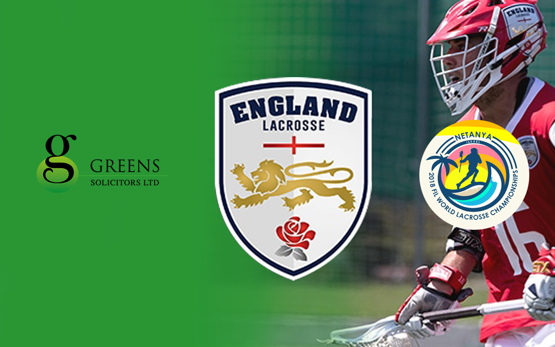 Greens Solicitors – Sponsors for the 2018 Lacrosse World Championships Israel