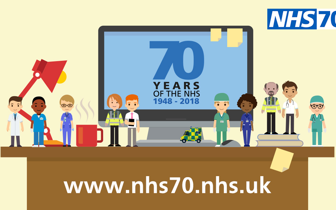 A Thank You to the NHS After 70 Years