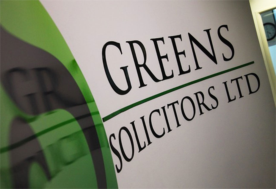 Greens Solicitors in Birmingham