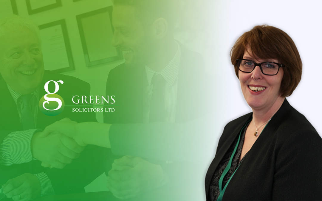 Georgina Burrows Leaves Greens Solicitors