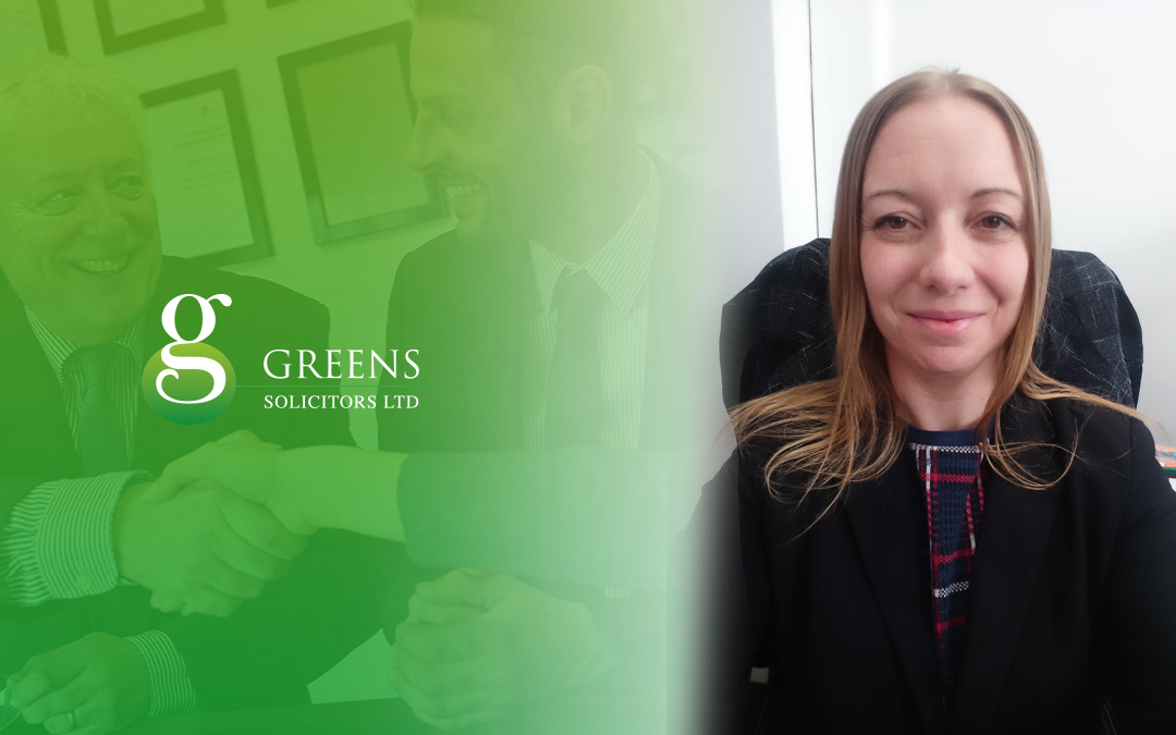 Donna Savery Joins Greens Solicitors