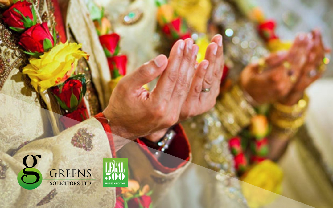 Sharia marriages – are they now recognised under English Law?