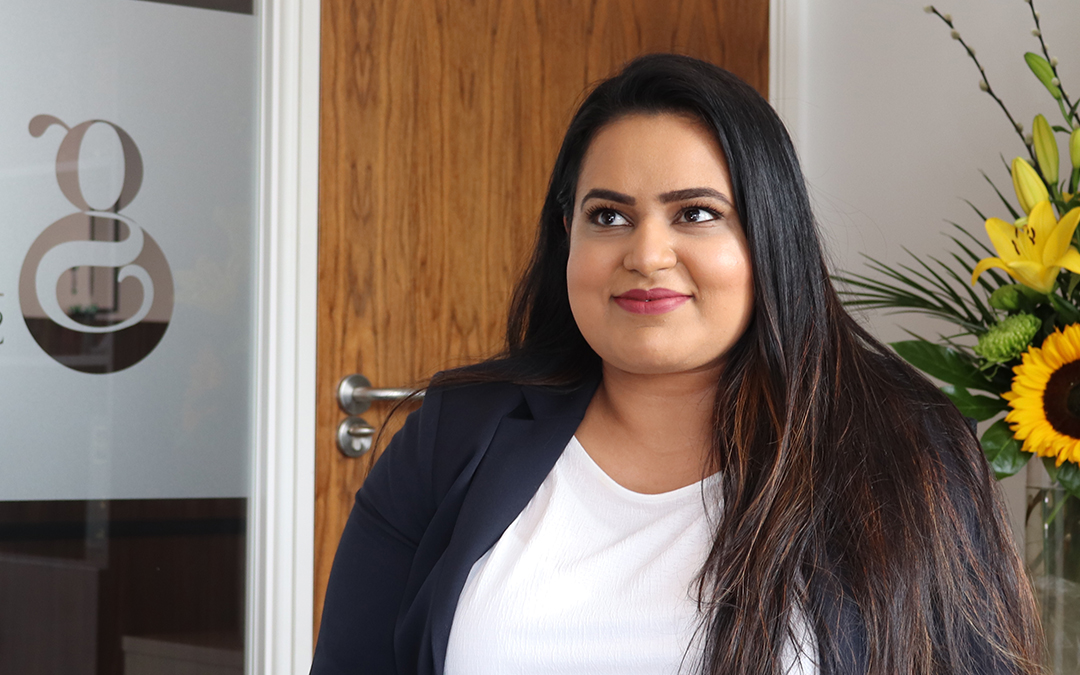 Pia Bhopal Offered Greens Training Contract