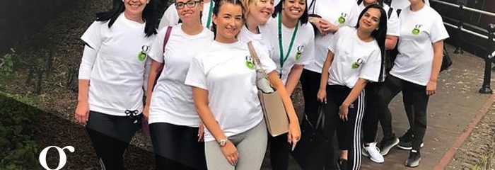 Greens Solicitors take part in the Birmingham Legal Walk 2019